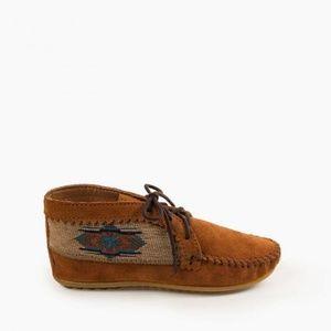 Minnetoka Brown El Paso Boot Size 7.5